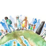 【信報專欄】八字看移民機會