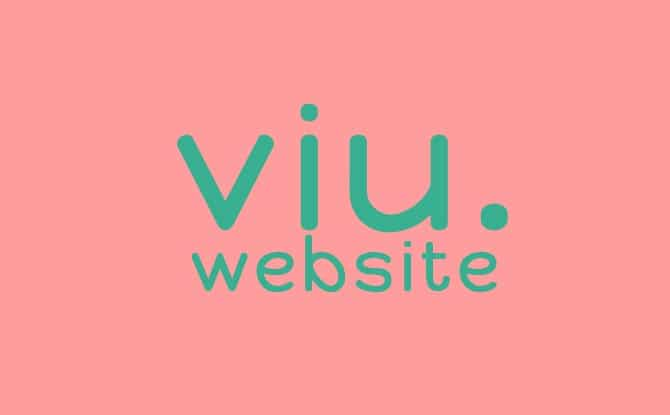全新網站域名 New Domain Name www.viu.website